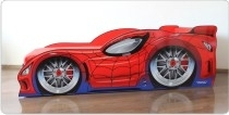 Pat copii Spider Man Car